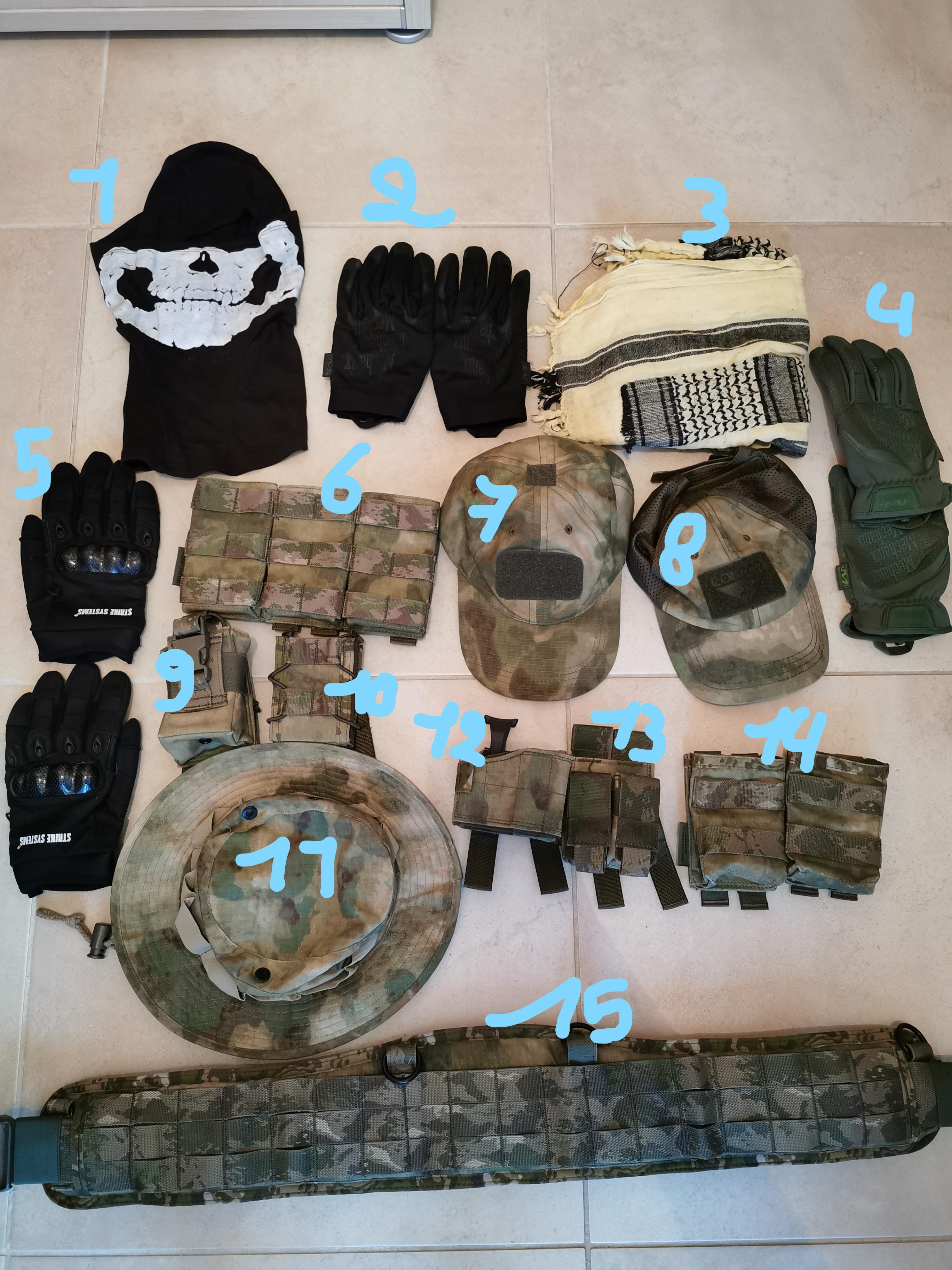 lot gear